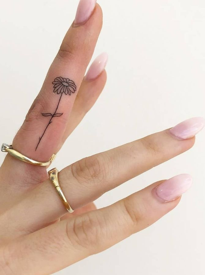 Meaningful Tiny Finger Tattoo Design Ideas For Woman Unique Finger Tattoo Small Finger Tattoo Tiny Finger Tattoos Inside Finger Tattoos Small Finger Tattoos