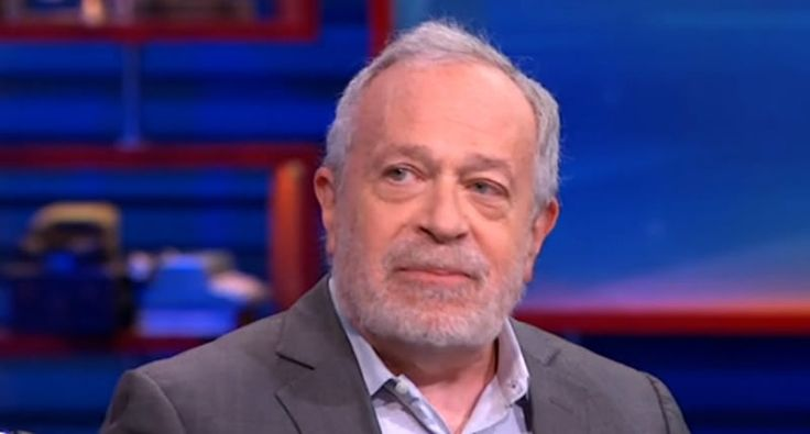 Robert Reich: Americans obsess over the sex lives of strangers while CEOs rob the country blind
