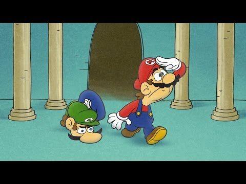Looking for Yoshi (Mama Luigi Reanimate Scene 214) - YouTube
