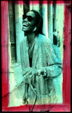 Félix Antequera,Libreta período especial (años 90*s la Habana),2012, 172 X 145 cm