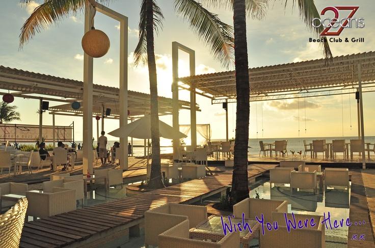 OCEANS27 BALI  Discovery Shopping Mall Beach Front,  Jl. Kartika Plaza, Kuta 80361 Bali  Phone : 0361 765027