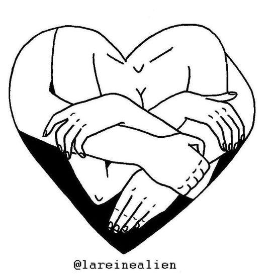 corazon ilustraciones para tatuajes