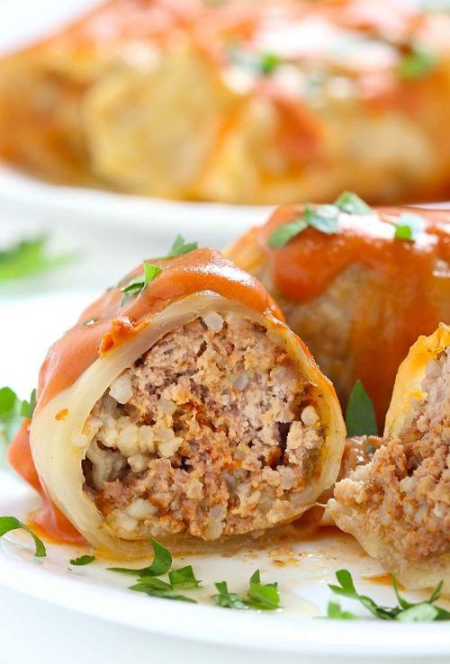 Crock Pot Stuffed Cabbage Rolls This meal is better than best. The flavors and savory tastes that are present is what makes this dish so good. The garlic, black pepper, Worcestershire sauce and tomato sauce all meld together in the pot, filling each bite with flavor. Cooking in the crock pot is a must, it's … Continue reading »