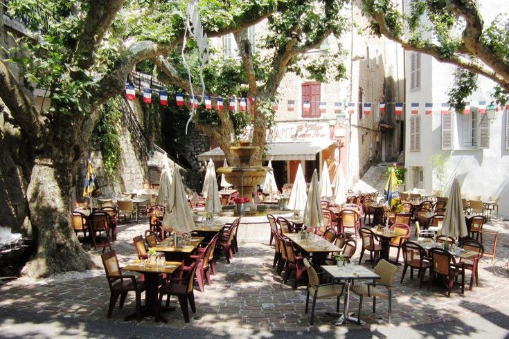 24 best images about village squares on pinterest for Alif tree french cuisine