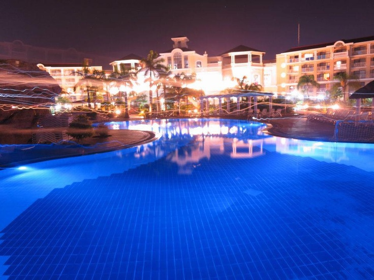 Varadero,Cuba. Iberostar Laguna Azul.  I know some people aren't fans. But I love this place and this resort.