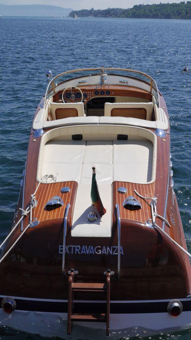Extravaganza@Salò #riva#yacht