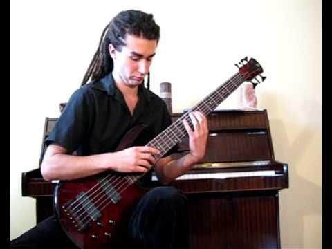 Bach - Bouree - Bass Guitar