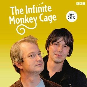 The Infinite Monkey Cage. Forget playlists for jogging, listen to these guys. They are funny, brilliant and informative.