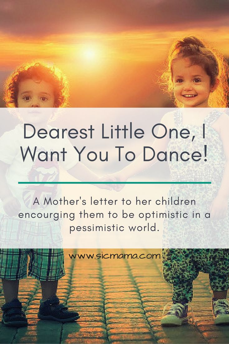 children-happiness-optimism-letter to child-mother's love-parenting-instilling values-raising them right