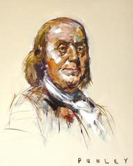 Franklin by Steve Penley