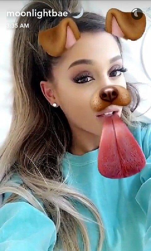 Ariana Grande 2016 // @starrybeauty