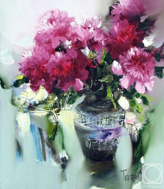 Цветы в живописи. Обсуждение на LiveInternet - Российский Сервис Онлайн-Дневников