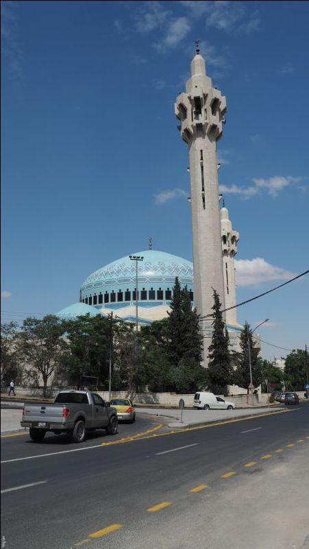 King Abdullah Mosque, Amman