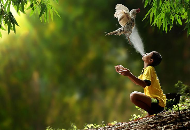 Life In Indonesian Villages Captured by Herman Damar 5 – Fubiz™