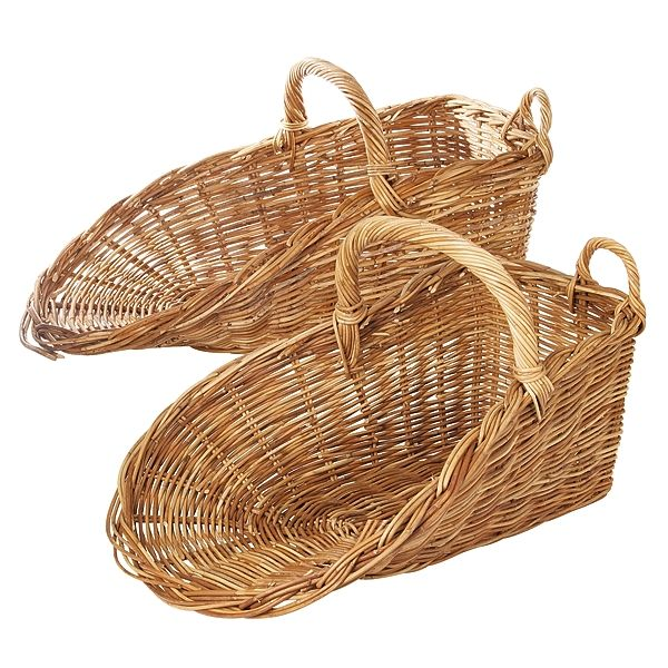 European Carrying Basket