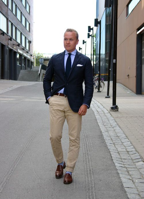 1000  ideas about Navy Sport Coat on Pinterest | Mens fashion