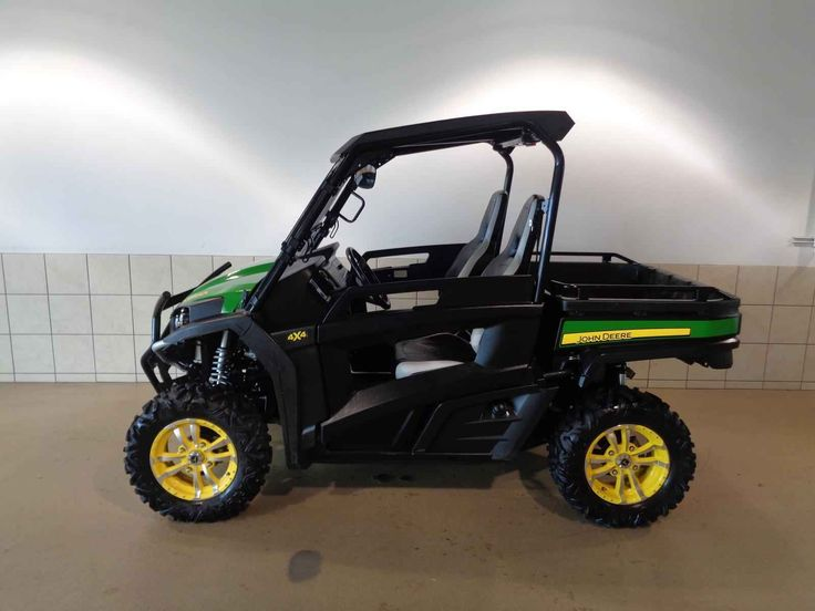 Used 2013 John Deere 850 RSX ATVs For Sale in Minnesota. 2013 JOHN DEERE 850 RSX, One owner machine 26' Maxxis Big Horn 2.0 tires14' aluminum wheelsFox suspensionDump boxTip out windshieldRoofRear view mirror