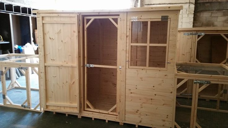 Bespoke Handmade Rabbit  apex Shed and  double rabbit run the Rabbit Shed comes to a size of 8x4ft and the rabbit runs are both 6ftx4x3ft   Handmade By Boyles Pet Housing