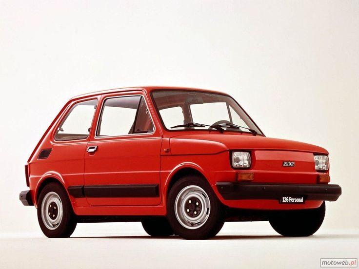Fiat 126 Personall ;) - czyli maluszek.