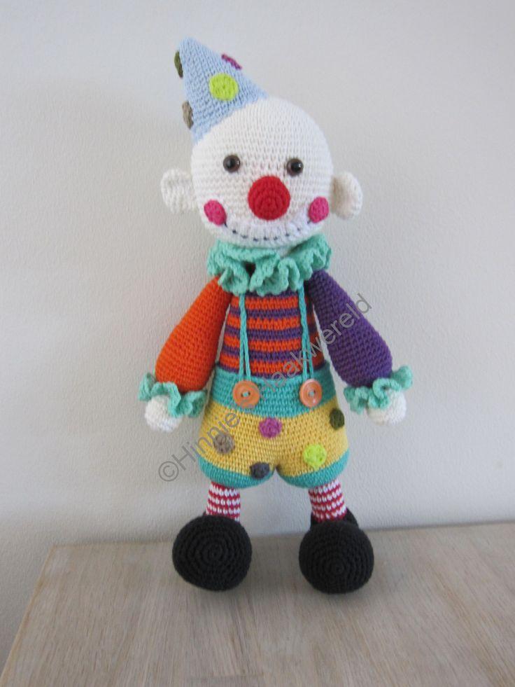 Chatterbox the Clown van Lilleliis.