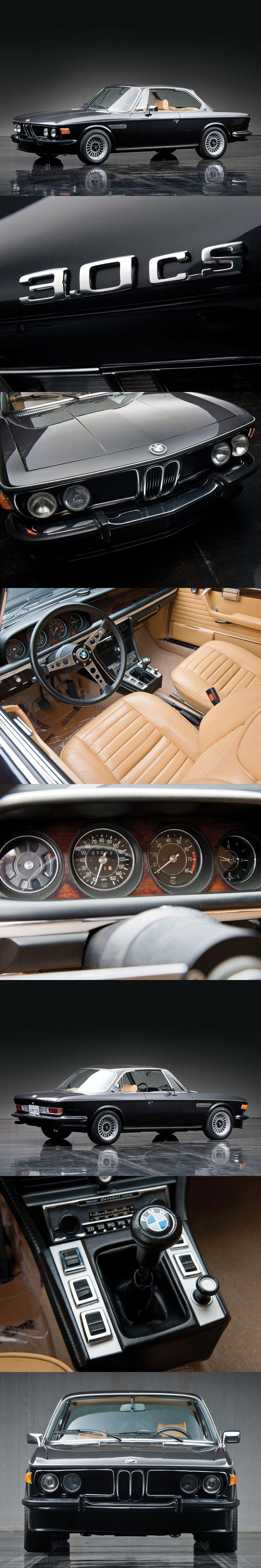 #BMW 3.0 CS #QuirkyRides #ClassicCar Classic Bimmers