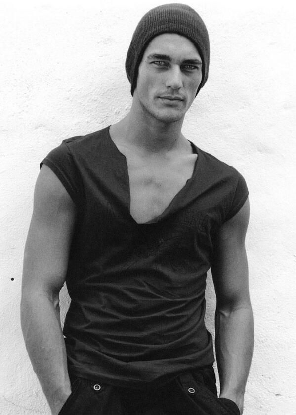 David Gandy early years!
