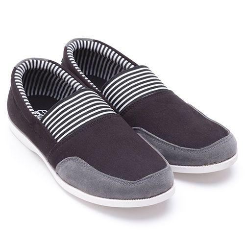 Original Sepatu Dr.Kevin Louisiana - Hitam   Deskripsi : Sepatu Kasual Warna Hitam Upper Kanvas/ Suede Sole TPR   Ketersediaan Size = 39, 40, 41, 42, 43    IDR  339.000