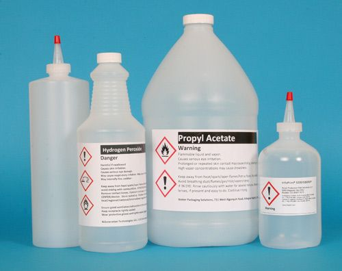 ghs labels on chemical containers ghs chemical labeling With chemical bottle labels