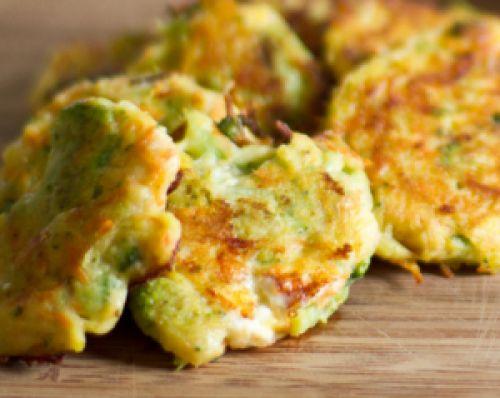 Brokolicové karbanátky