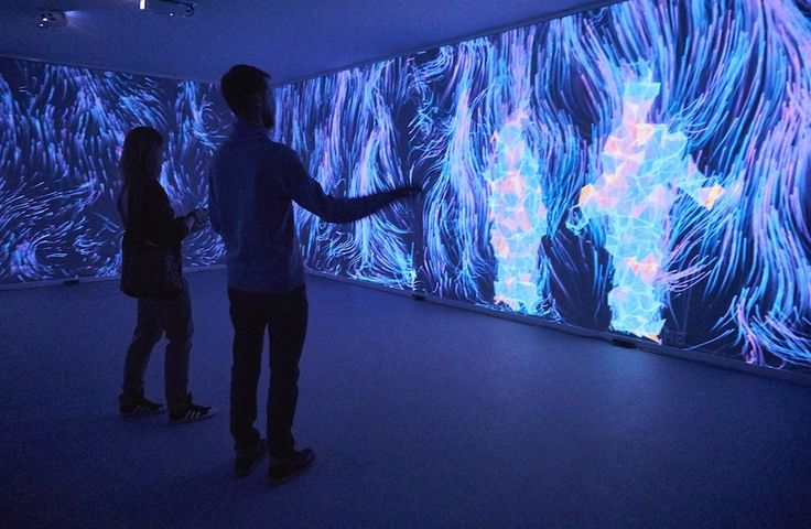 Walk Through a Digital House of Mirrors in This Interactive Installation | The Creators Project