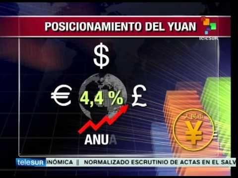 China ingresa a la guerra de divisas en el mundo