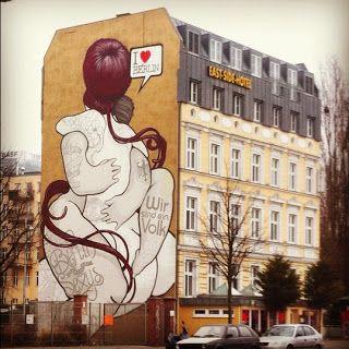"""Berlin calling""  http://terrazzatartini.blogspot.it/2012/10/berlin-calling_31.html"
