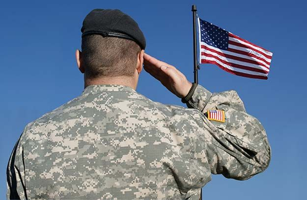 9 Reasons to Thank the Troops | Memorial Day - Honoring those who sacrifice their lives for our freedom | http://survivallife.com/9-reasons-to-thank-the-troops/