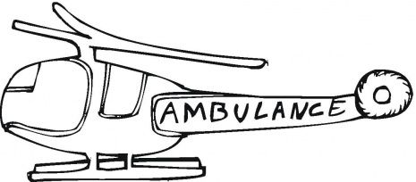 10+ images about Rescue Vehicles - Coloring Pages on ...
