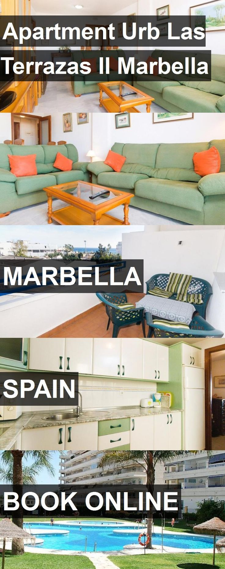Apartment Urb Las Terrazas II Marbella in Marbella, Spain. For more information, photos, reviews and best prices please follow the link. #Spain #Marbella #travel #vacation #apartment