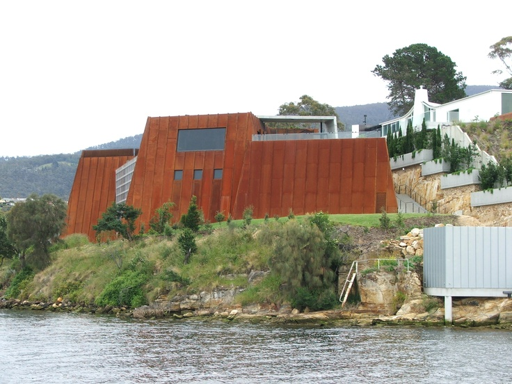 17 best images about mona museum of old new art on for Garden design hobart