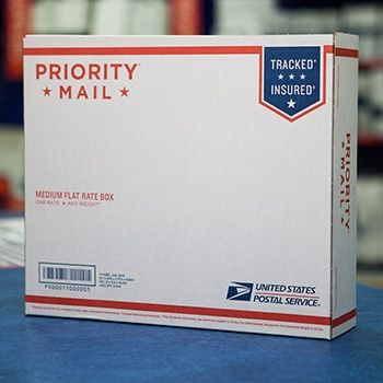 Stamps.com - USPS Priority Mail Flat Rate, Flat Rate Boxes
