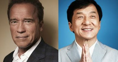Horror Town USA: 11/7 Arnold Schwarzenegger And Jackie Chan To Star...