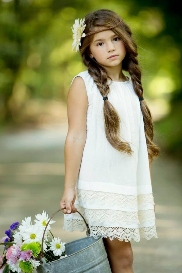 Brooke in Blu Pony Vintage.