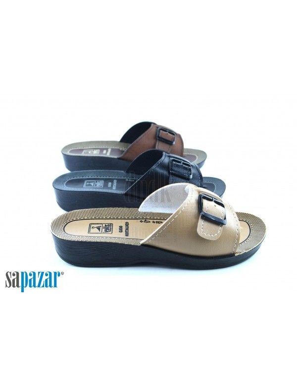 Ziley Gezer 042 Bayan Zenne Terlik Karisik Sandalet Terlik Barista