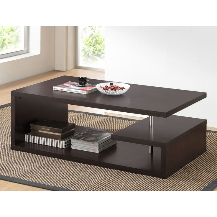 Modern Coffee Table For Sectional: Best 25+ Modern Coffee Tables Ideas On Pinterest