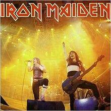 Iron Maiden-Running free (Live),1985