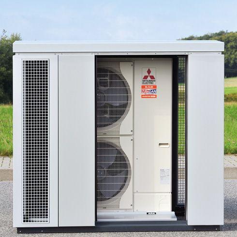 Mit einem speziellen Gehäuse von Mitsubishi Electric lässt sich das - küchenarmaturen niederdruck mit brause