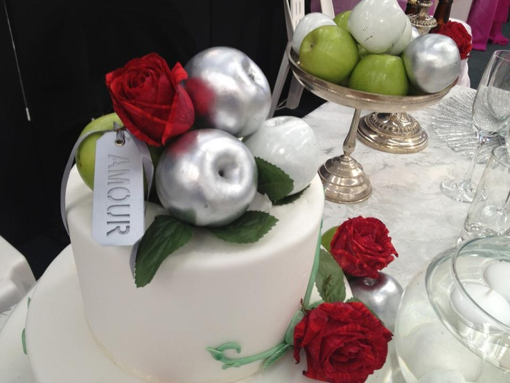 Beautiful! Special Touch wedding & events services at I Do I Do wedding expo. www.specialtouch.com.au