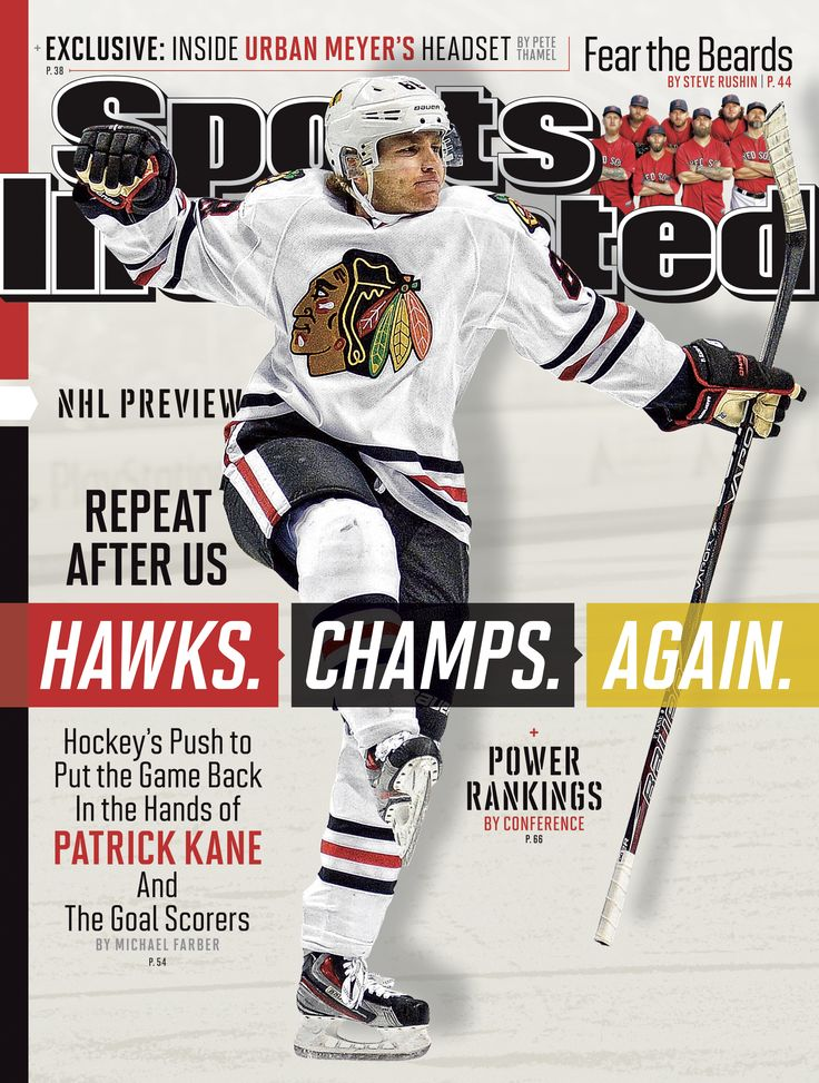 Repeat after us... Blackhawks. Champs. Again. on.si.com/19EHpLq