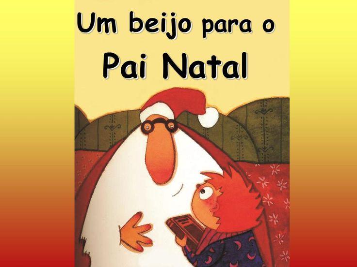 Um beijo para o Pai Natal Literatura infanto-juvenil