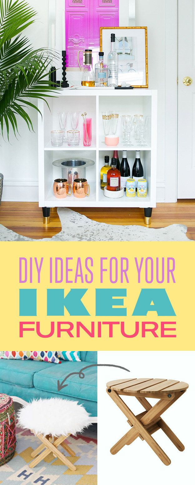 17 Ways To Trick People Into Thinking Your Furniture Isn't From Ikea