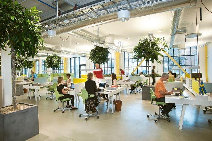 Design perfect co-working environment! #InspireGreatWork #Scandinavian #design
