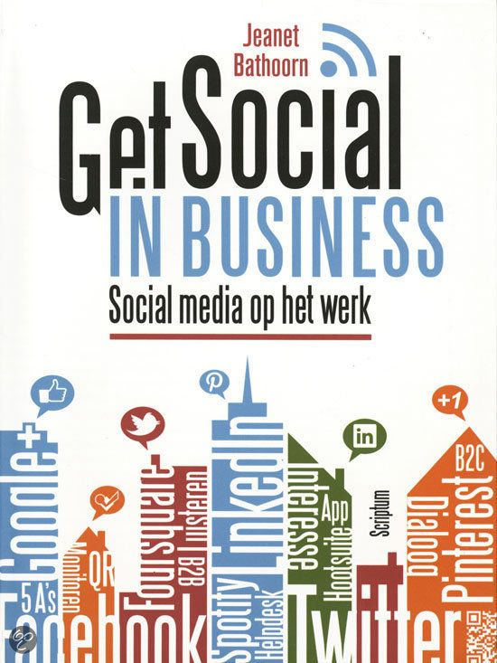 Get social in business, Jeanet Bathoorn