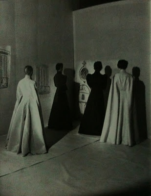 Cecil Beaton: Inspiration, Cecil Beaton, James Cloaks, Vintage Fashion, James D'Arcy, Charles James, Fashion Photography